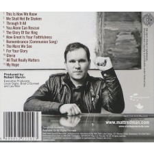 Matt Redman - We Shall Not Be Shaken (CD)