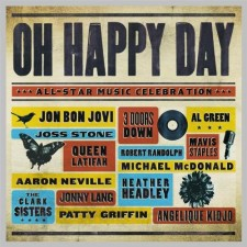 Oh Happy Day: All-Star Music Celebration (CD)