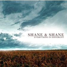 Shane & Shane - Everything Is Different (CD)
