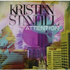 Kristian Stanfill - Attention (CD)