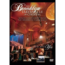[이벤트30%]The Brooklyn Tabernacle Choir - I'll Say Yes (DVD)