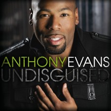 Anthony Evans - Undisguised (CD)