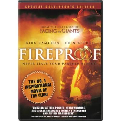 영화 '파이어 프루프 (사랑의 도전)' DVD[재발매]