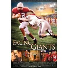 영화 '믿음의 승부 (Facing The Giants)' (DVD)