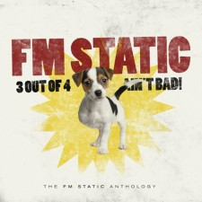 FM Static ‎– 3 Out Of 4 Ain't Bad! (CD)