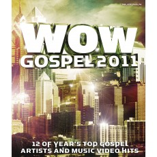 WOW Gospel 2011 DVD