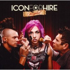 Icon for Hire - Scripted (CD)