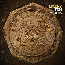 Emery - 10 Years (CD)
