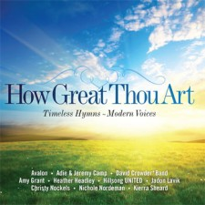 How great thou art - Timeless Hymns (CD)