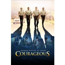 영화 '용기와 구원 (Courageous)' (DVD)