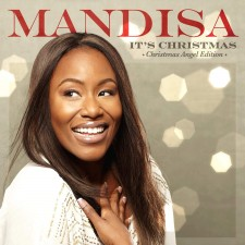 Mandisa - It's Christmas (Christmas Angel Edition) (CD)