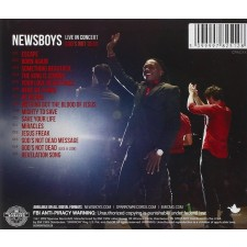 Newsboys - Live in Concert: God's Not Dead (CD)