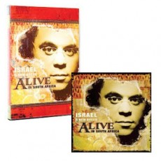 Alive in South Africa CD/DVD