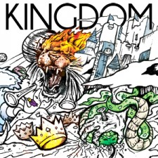 Kingdom - Kingdom (CD)