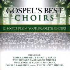 Gospel's Best Choirs (Green) (CD)
