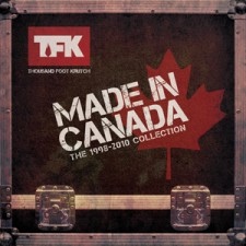 Thousand Foot Krutch - Made in Canada: The 1998 - 2010 Collection (CD)