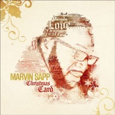 Marvin Sapp - Christmas Card (CD)