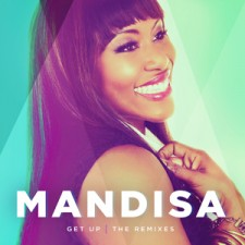 Mandisa - Get Up, The Remixes (CD)