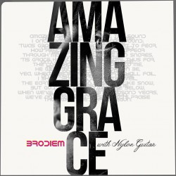 Brodiem (브로디엠) - Amazing Grace with Nylon Guitar (싱글)
