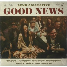 [이벤트30%]Rend Collective - Good News (수입2LP)