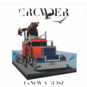 [이벤트30%]Crowder - I Know A Ghost (Vinyl, LP)