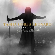 Tasha Cobbs Leonard - Heart. Passion. Pursuit. [LIVE] (CD)