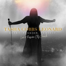[이벤트30%]Tasha Cobbs Leonard - Heart. Passion. Pursuit. [LIVE] (수입CD)