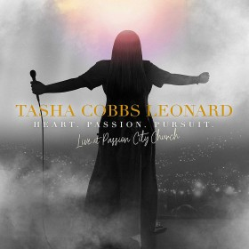 [이벤트30%]Tasha Cobbs Leonard - Heart. Passion. Pursuit. [LIVE] (수입CD)