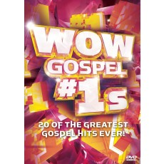 [이벤트30%]WOW Gospel #1s (DVD)(수입)