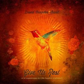 [이벤트30%]David Crowder*Band - Give Us Rest Or A Requiem Mass In C The Happiest Of All Keys (2CD)