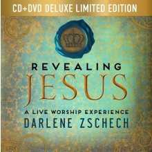 Darlene Zschech - Revealing Jesus [Deluxe Limited Edition] (CD+DVD)