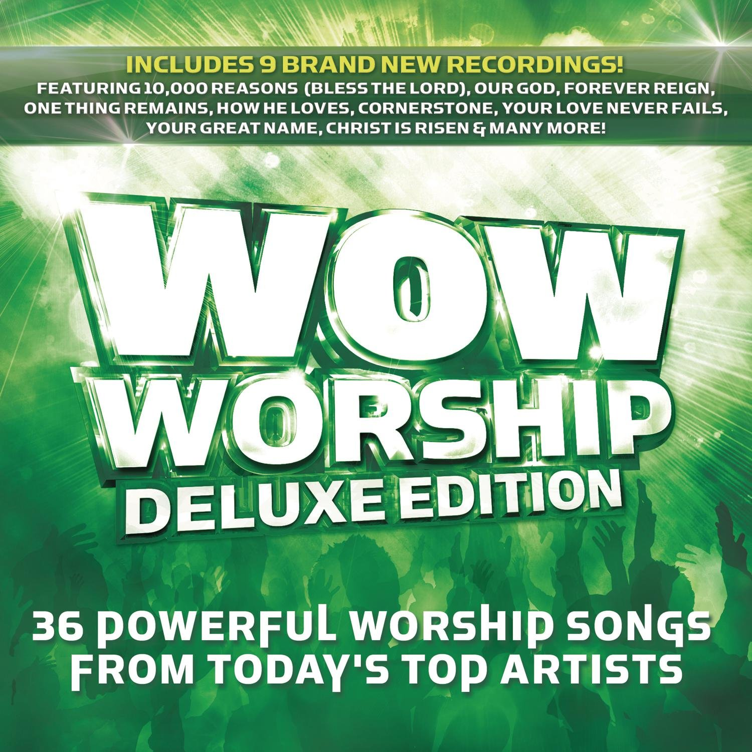 WOW Worship Lime [Deluxe Edition] (2CD)