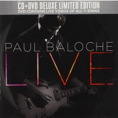 Paul Baloche - Live [Deluxe Edition] (CD+DVD)