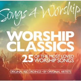 [이벤트30%]Songs 4 Worship - Worship Classics (2CD)