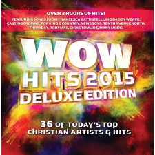 WOW Hits 2015 [Deluxe Edition],2014 (2CD)