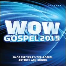 WOW Gospel 2015 (2CD)