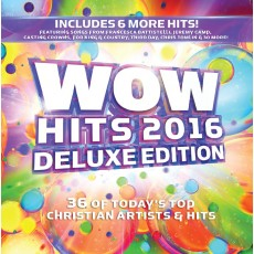 WOW Hits 2016 [Deluxe Edition] (2CD)