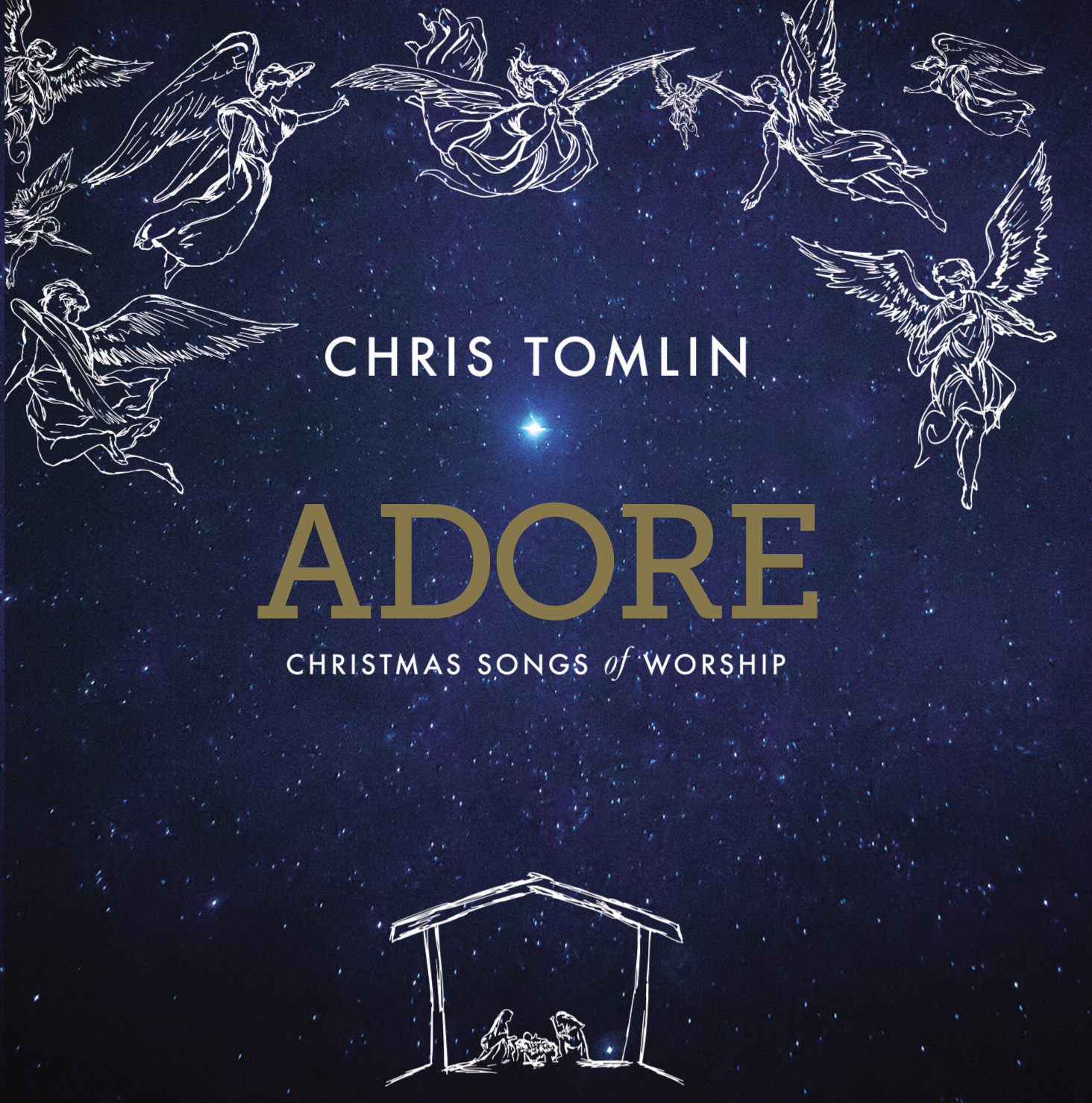 Chris Tomlin - Adore Christmas Songs Of Worship (CD)