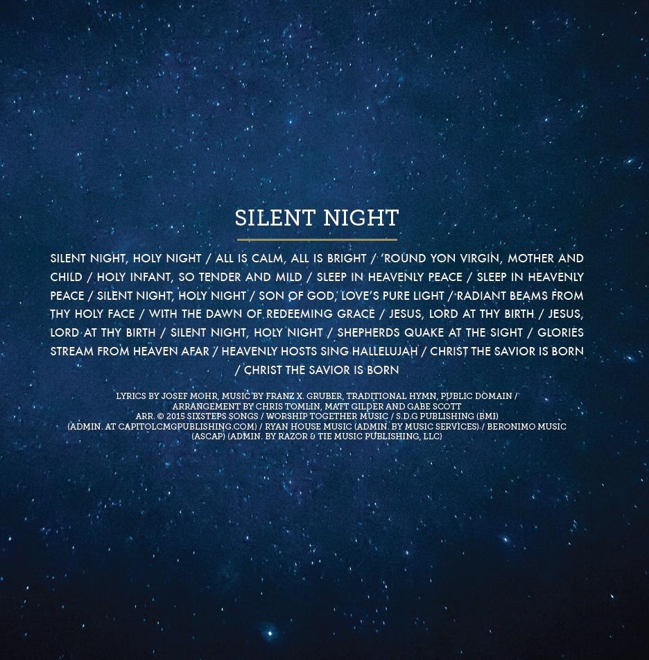 [이벤트20%]Chris Tomlin - Adore Christmas Songs Of Worship (CD)
