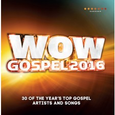 WOW Gospel 2016 (2CD)