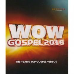 WOW Gospel 2016 수입 (DVD)