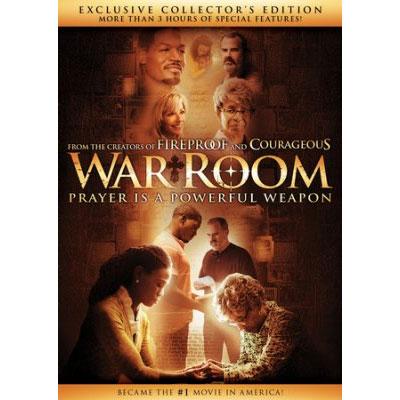 영화 'War Room' [한글자막] 수입DVD