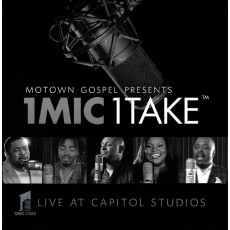 [이벤트30%]Motown Gospel Presents - 1 Mic 1 Take (CD)