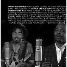 [이벤트30%]Motown Gospel Presents - 1 Mic 1 Take (CD)