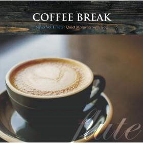 [이벤트30%]Coffee Break - Flute (Quiet Moments with God) (CD)