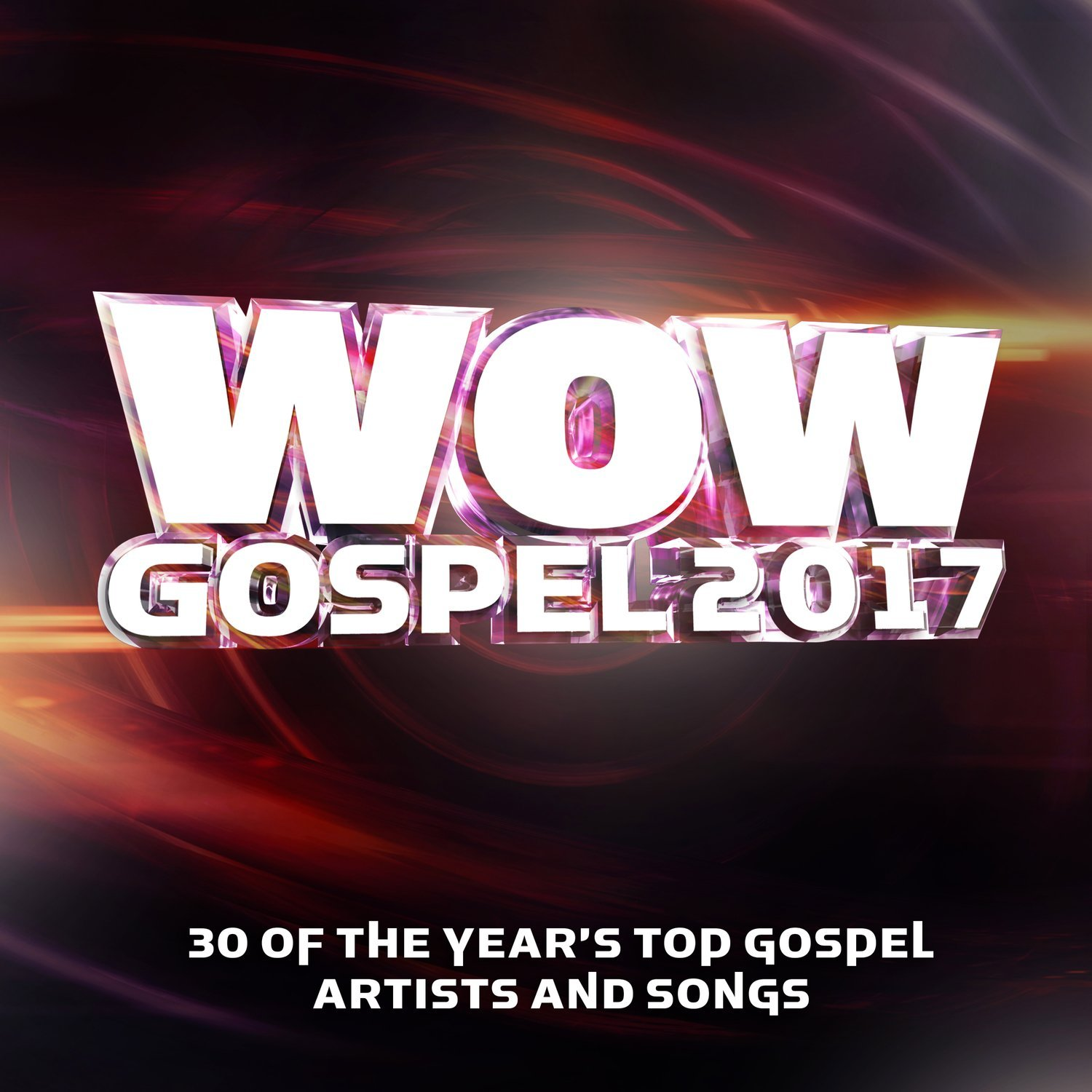 WOW Gospel 2017 (2CD)