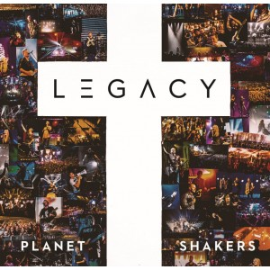 Planetshakers - Legacy (CD+DVD)