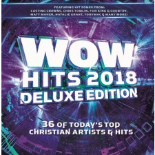 WOW Hits 2018 [Deluxe Edition] (2CD)