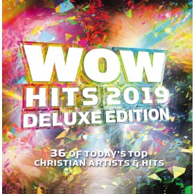 [이벤트30%]WOW Hits 2019 [Deluxe Edition] (2CD)